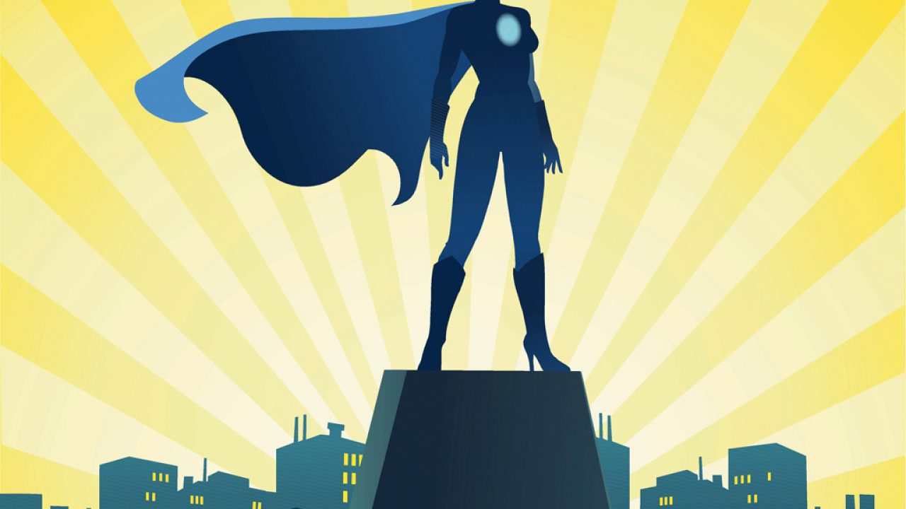 Why We Need To Ditch The Superwoman Role Model Cityam Cityam