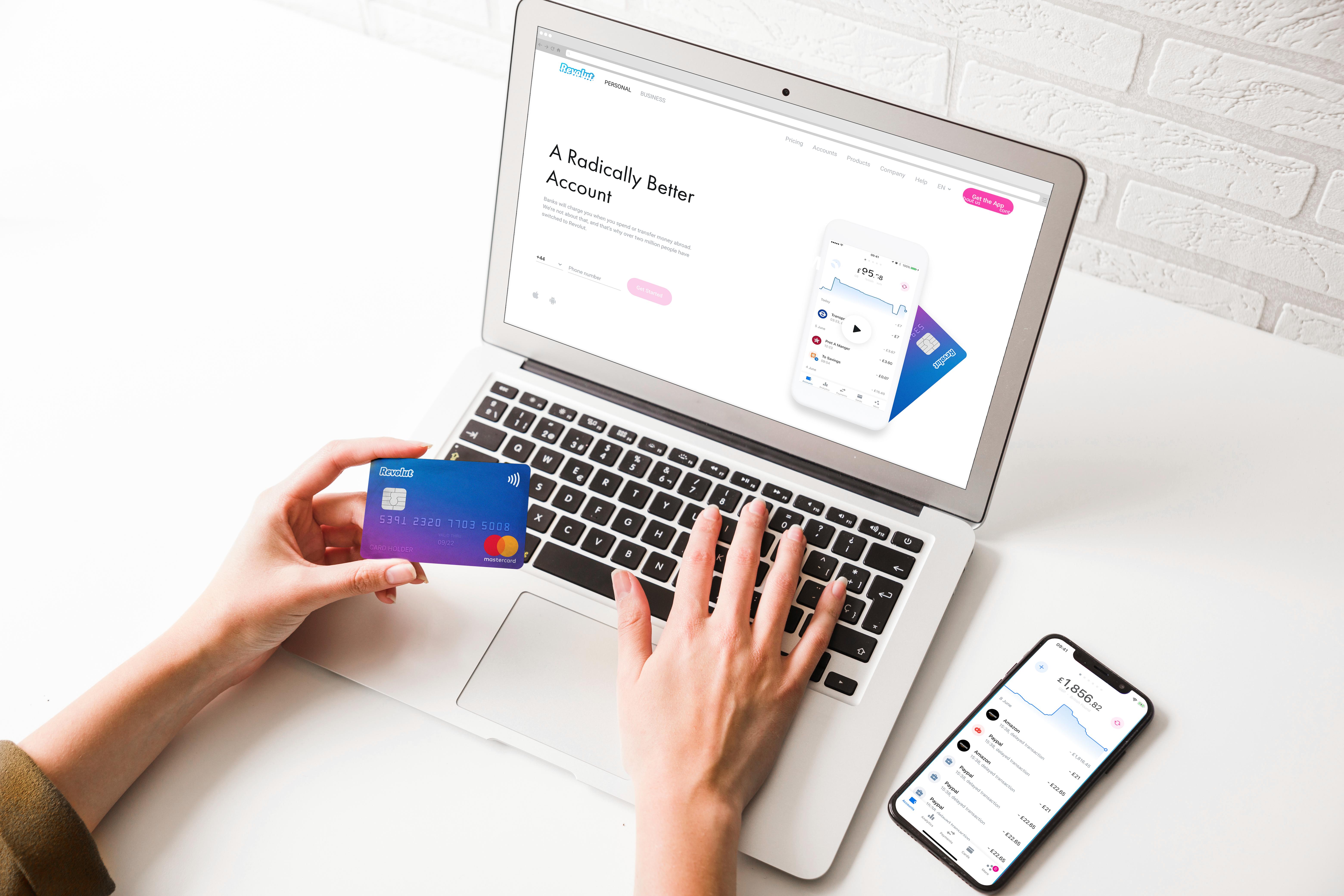 Revolut reveals Mastercard tie-up for US debit card launch