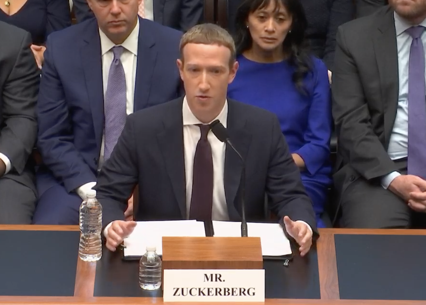 'I actually don't know if Libra's going to work': Congress grills Zuckerberg over Facebook's digital currency plans