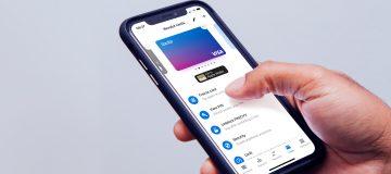 Revolut debit card