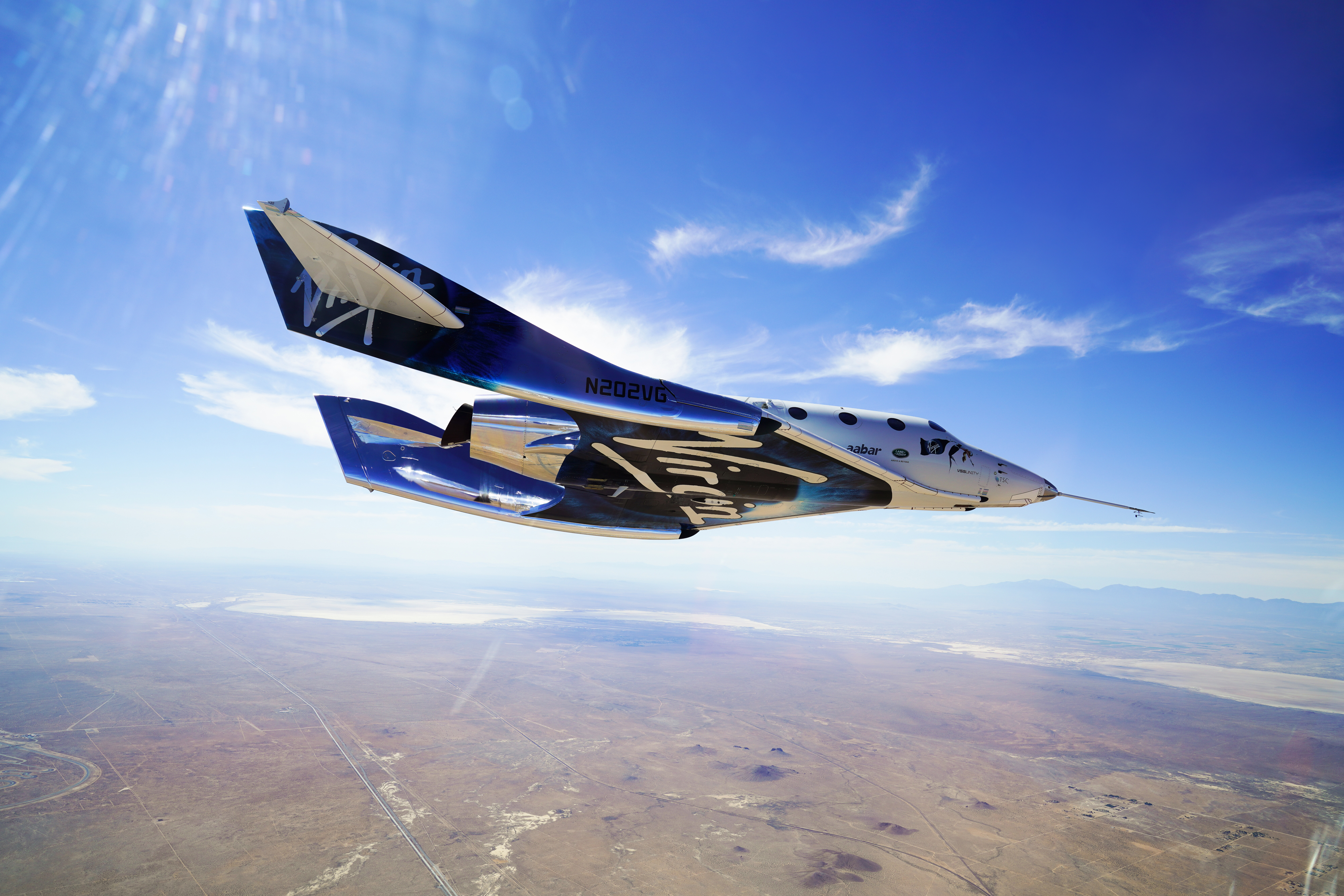 Space race: Boeing invests $20m in Richard Branson's Virgin Galactic as it prepares public listing
