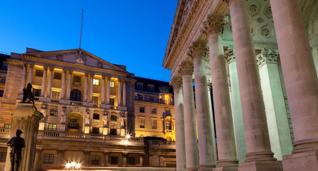 Why the Bank of England isn't topping up the punch bowl