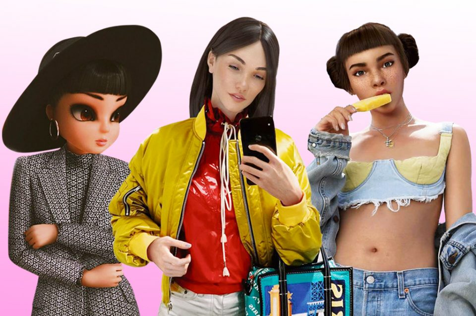 Virtual influencers, Lil Miquela
