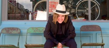 The Last Supper: Musician and DJ Cerys Matthews