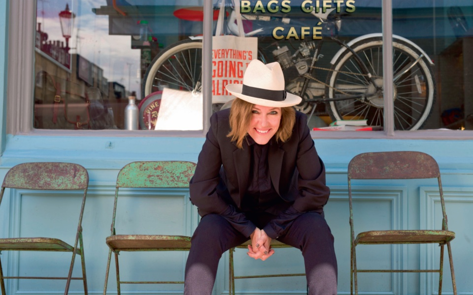 The Last Supper: Musician and DJ Cerys Matthews tells us what she'd eat for her last meal on earth, including Ian Brown's secret recipe