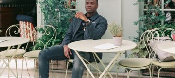 The Last Supper: Actor, rapper, comedian and YouTube star Michael Dapaah tells us why his last meal on earth would be his mum's jollof rice