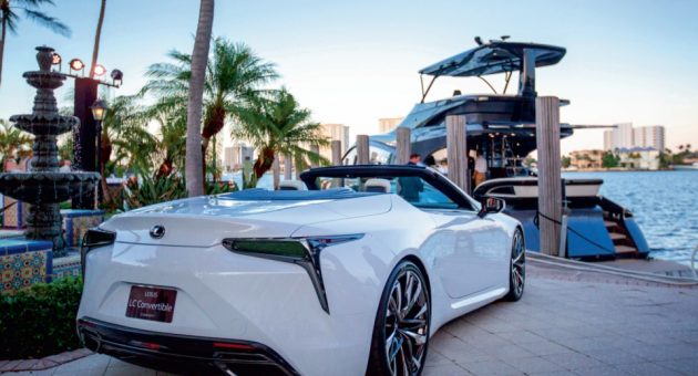 How a Lexus mid-life crisis led to a £3m yacht and a car that outshines Jaguar and Porsche