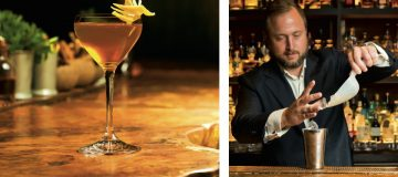 How to mix: Hide's Oskar Kinberg on the inspiration behind his Smoke & Mirrors cocktail
