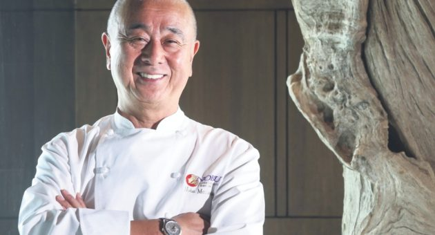 Weekly Grill: The world-famous Nobuyuki Matsuhisa on his  mother's miso soup and how he used to hustle for eels