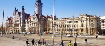 The emerging hipster capital of Germany, Leipzig's history is rooted in revolution
