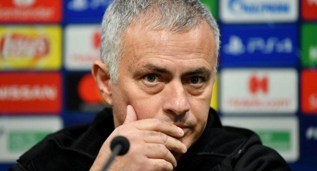 Jose Mourinho is the new Tottenham manager