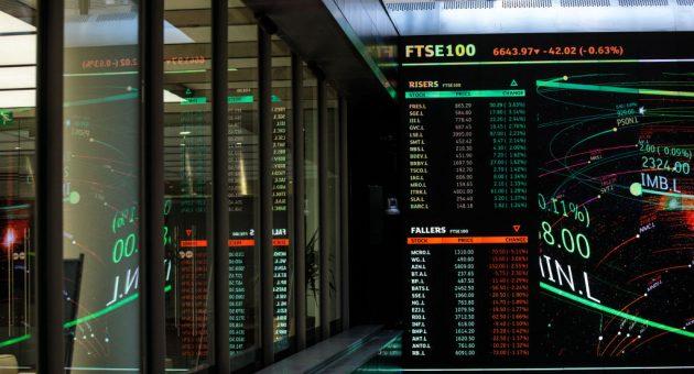 FTSE 100 rises