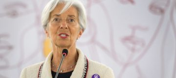 New ECB president Christine Lagarde tells governments to hike spending to tackle downturn