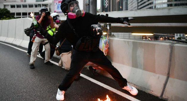 Hong Kong's local elections in spotlight after months of protests