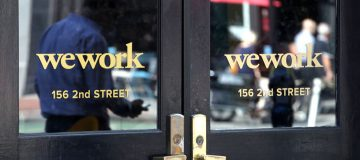 Wework lays off 2,400 employees in Softbank-led efficiency drive