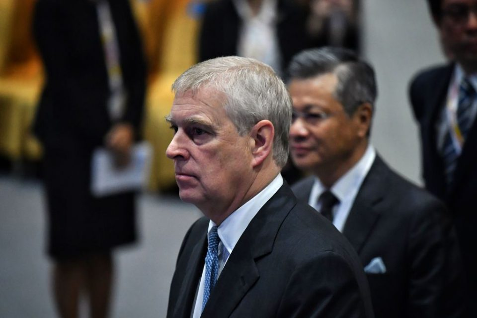 Prince Andrew steps back from public duties as more firms abandon his initiatives