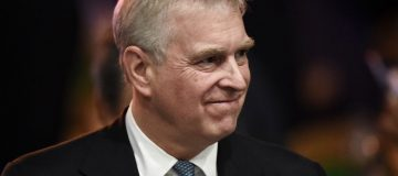 Prince Andrew steps down from Pitch@Palace role