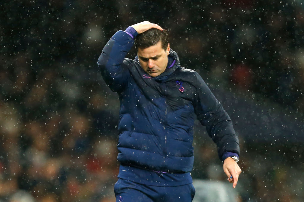 Mauricio Pochettino was unhappy by the end of his Spurs reign