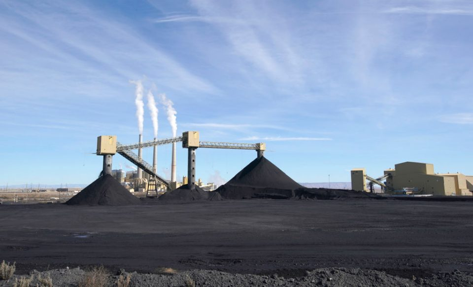 Coal powered generation set for record fall in 2019