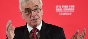 Boris Johnson fears Andrew Neil would 'tear him apart', says John McDonnell