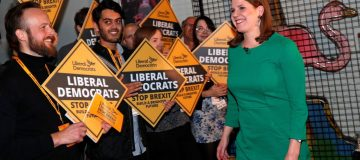 BRITAIN-EU-POLITICS-BREXIT-VOTE-LIB DEMS changed