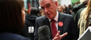 General election 2019: Shadow chancellor John McDonnell defends Labour's tax plans