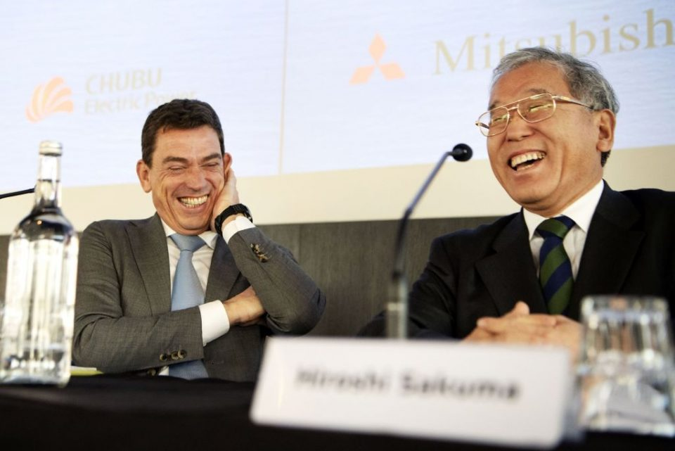 Mitsubishi beats Shell to purchase of Dutch energy supplier Eneco