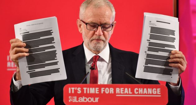 Debate: Is Labour right to warn over US interest in the NHS, uncovered in the leaked trade talk papers?