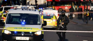 Man Shot By Police On London Bridge Following Stabbing