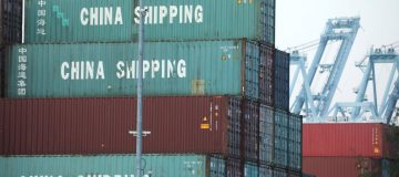 EU and UK feel the pain as global trade contracts