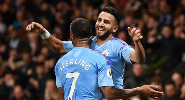 Manchester City stay in the title race – just – and wait for Liverpool's luck to run out