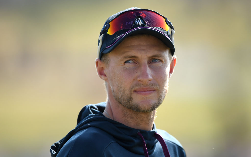 England skipper Joe Root