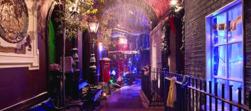 Fancy a Christmas tipple? Here are London's best-dressed festive bars and hotels