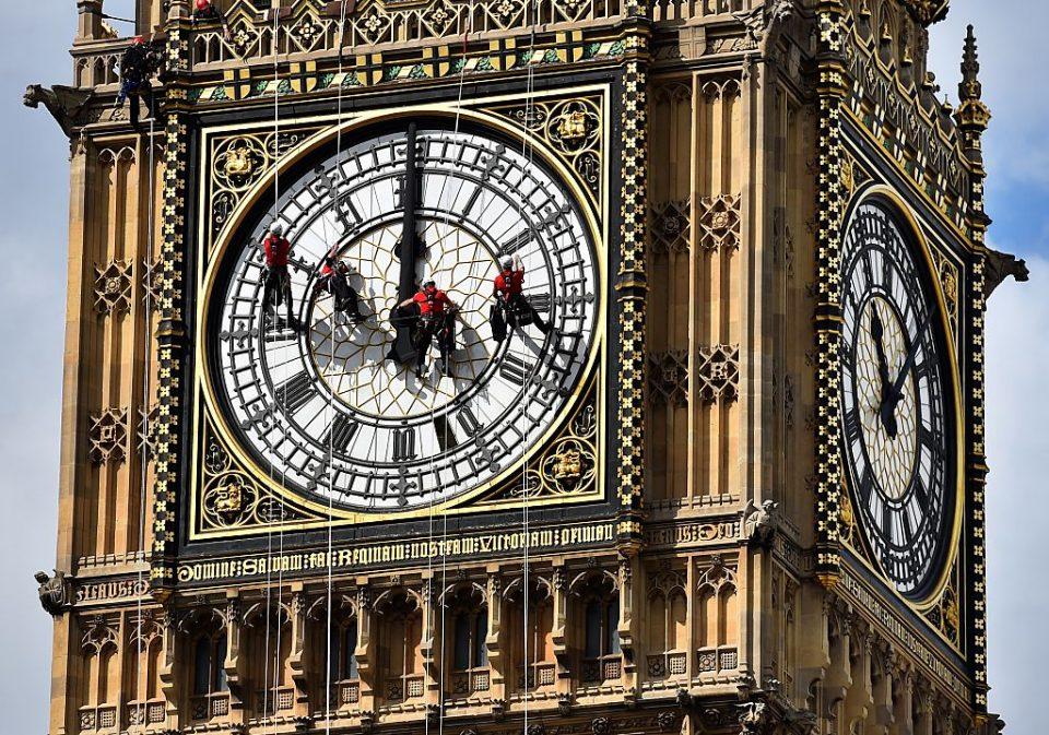 BRITAIN-PARLIAMENT-HERITAGE-TOURISM