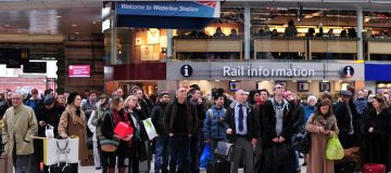 Christmas shoppers face travel chaos after rail strike talks break down