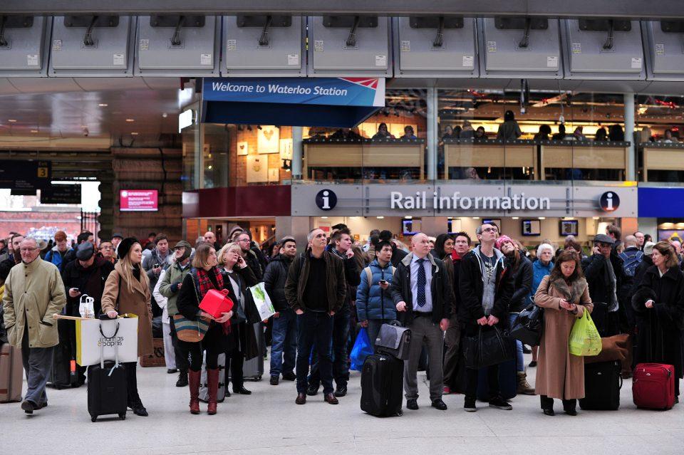 Londoners face 27-day Christmas rail strike as union talks break down - CityAM