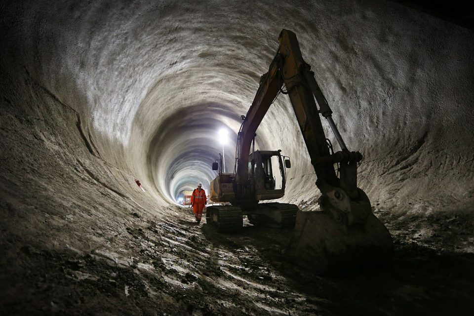 Jacobs has a major role managing the contractors working on Crossrail