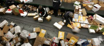 Christmas delivery nightmare: More than half of online shoppers suffered delivery issues last year