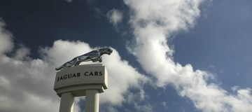 Jaguar Land Rover fell to a £871m full year loss after new chief executive Thierry Bolloré elected to write off £1.5bn by changing the carmaker's course.