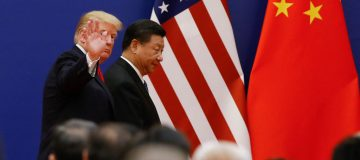 Asian markets edge up but US-China trade war uncertainty lingers