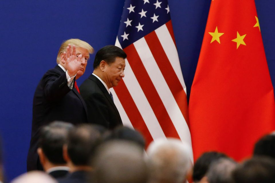 Asian markets begin to recover from rising trade war tensions