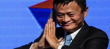 Alibaba's shares jump on its blockbuster Hong Kong debut