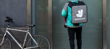 Amazon's Deliveroo investment raises competition concerns, watchdog finds