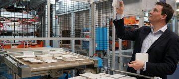 UK employer confidence slips to three-year low