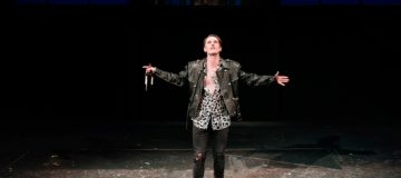 Botticelli in the Fire at Hampstead Theatre review: A giddy nihilistic romp