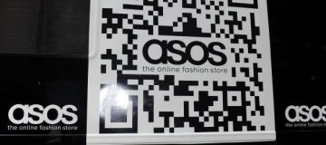 NEW YORK - SEPTEMBER 10: ASOS signage attends the Teen Vogue celebration of Fashion's Night Out at West Village - Bleecker Street on September 10, 2010 in New York City. (Photo by Arun Nevader/Getty Images for Teen Vogue)