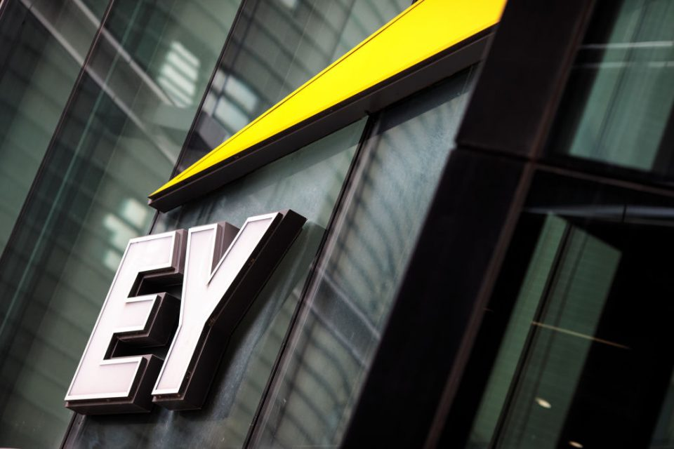 EY moves European parent company to Brussels as it