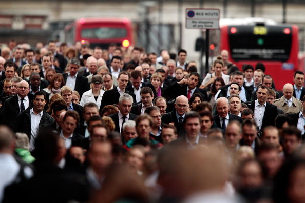 Average commute now takes 59 minutes, study reveals