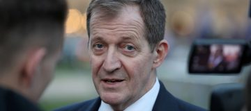 Former Labour spinner Alastair Campbell to campaign for ex-Tory minister Gauke