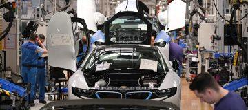BMW beats estimates with profit rise